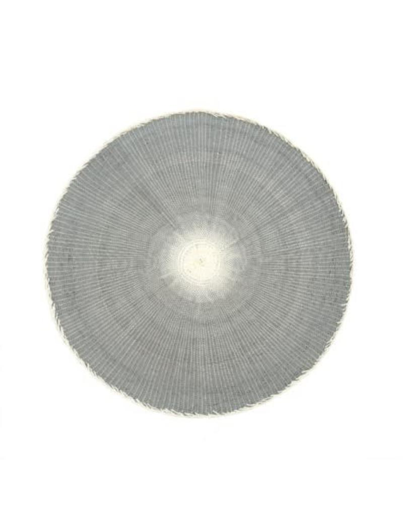 Willa Woven Placemat, Stone