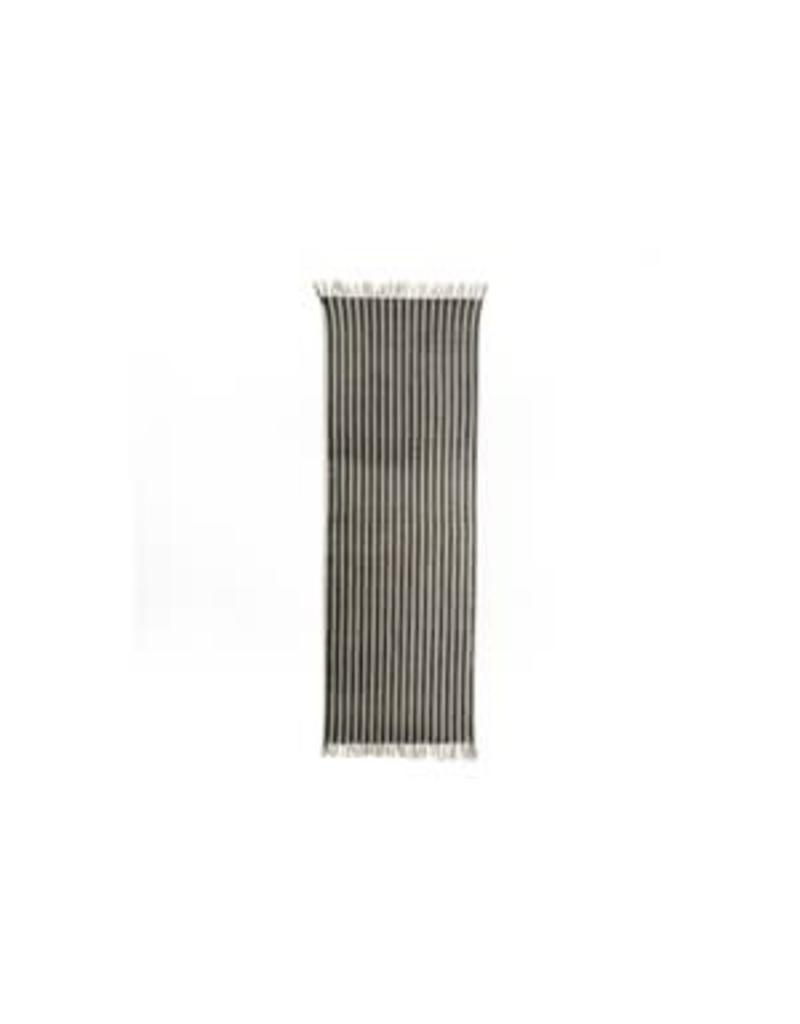 French Ticking Rug