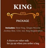 KingKeg King Package