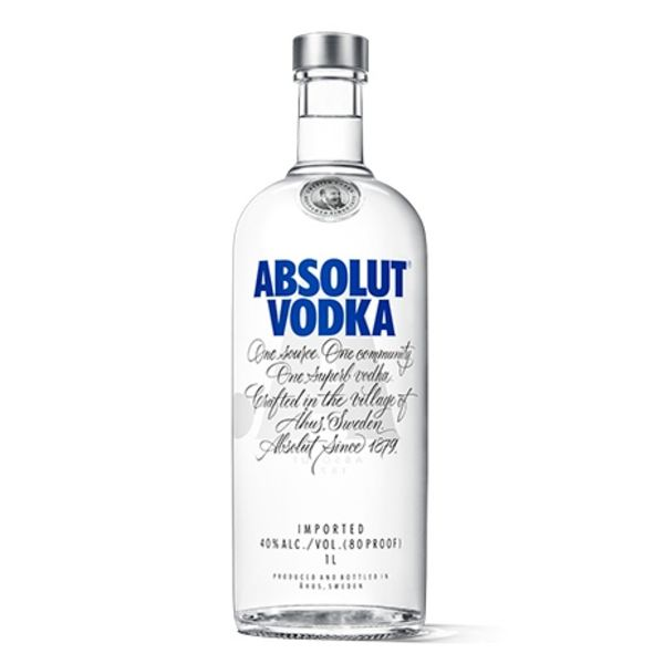 Absolut Absolut Vodka
