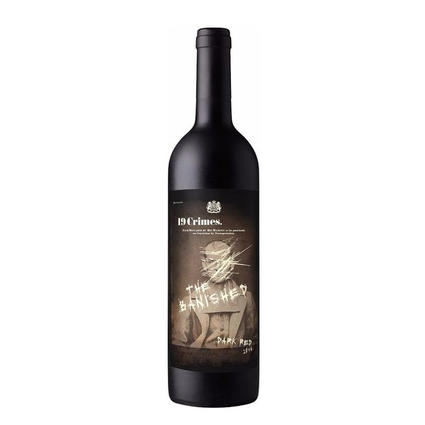 19 Crimes 19 Crimes the Banisher Dark Red (750ML)
