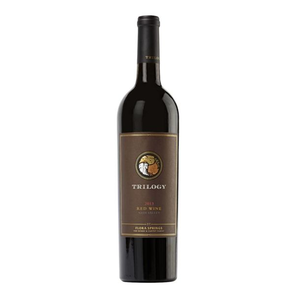 Flora Springs Trilogy Red Wine 2013 (750ML)