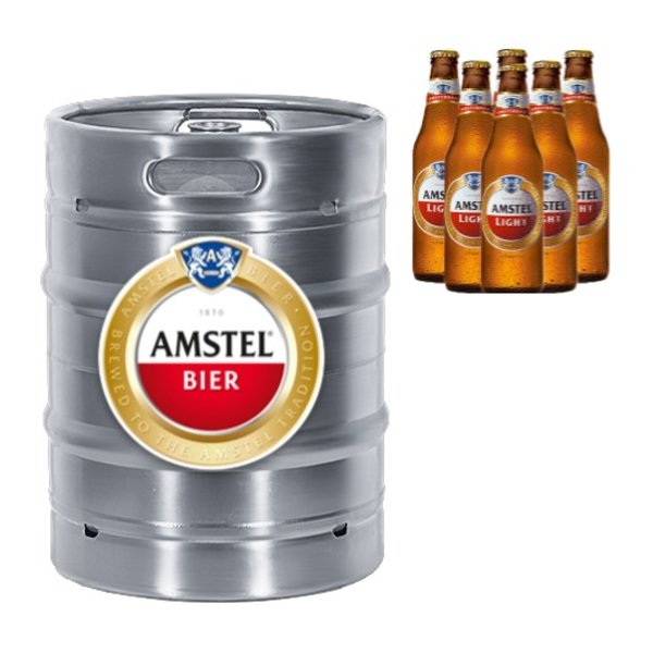 Amstel Light (13.2 GAL KEG)