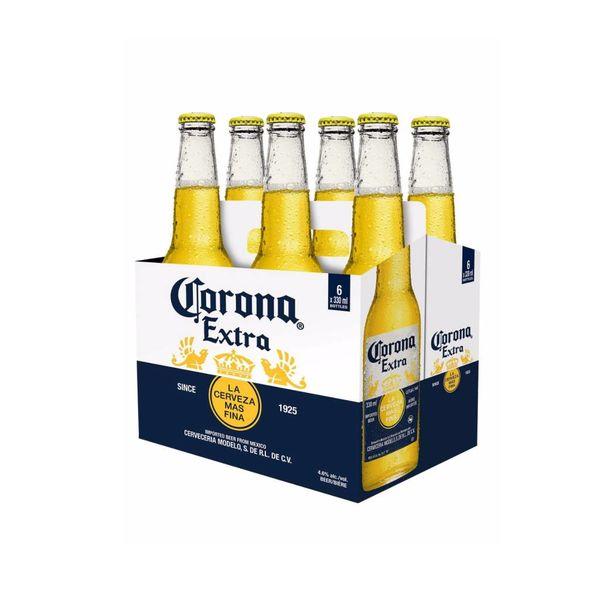 Corona Corona Extra (6PK/12OZ BOTTLES)