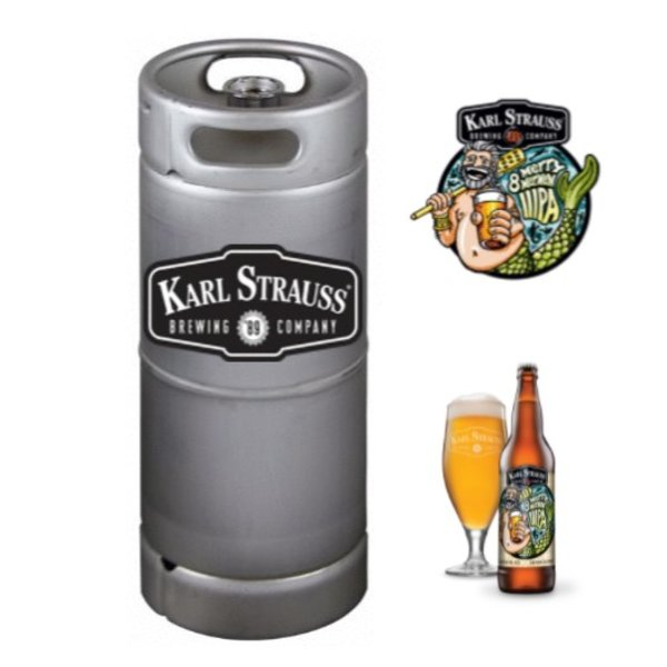 Karl Strauss Karl Strauss 8 Merry Mermen Triple IPA (5.5 GAL KEG)