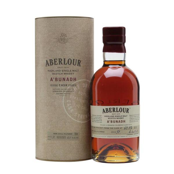 Aberlour A'bunadh (750ML)