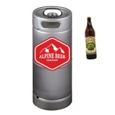 Alpine Alpine Brewing Hoppy Birthday Pale (5.5 GAL KEG)