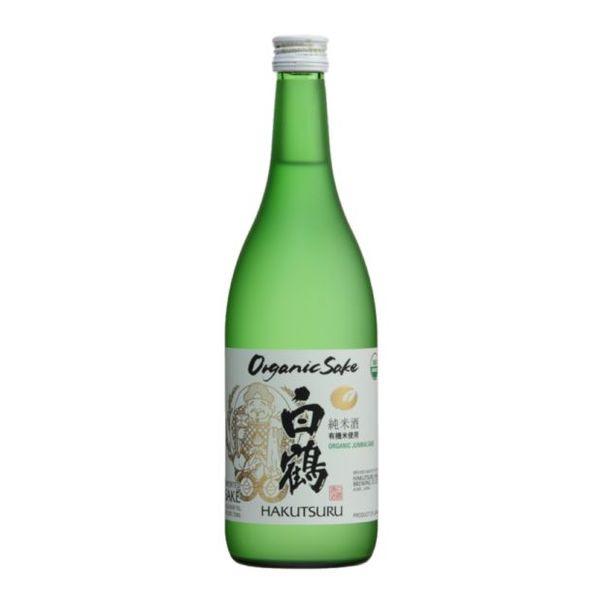 HAKUTSURU Hakutsuru Organic Sake