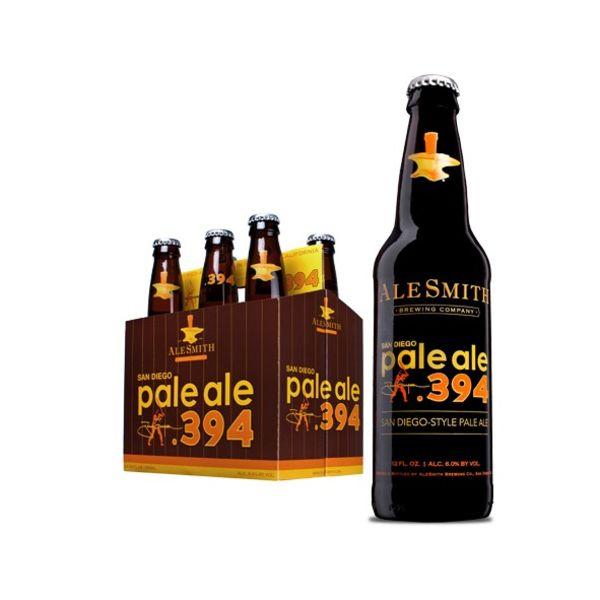 Ale Smith San Diego Pale Ale .394 (6PK BOTTLES)