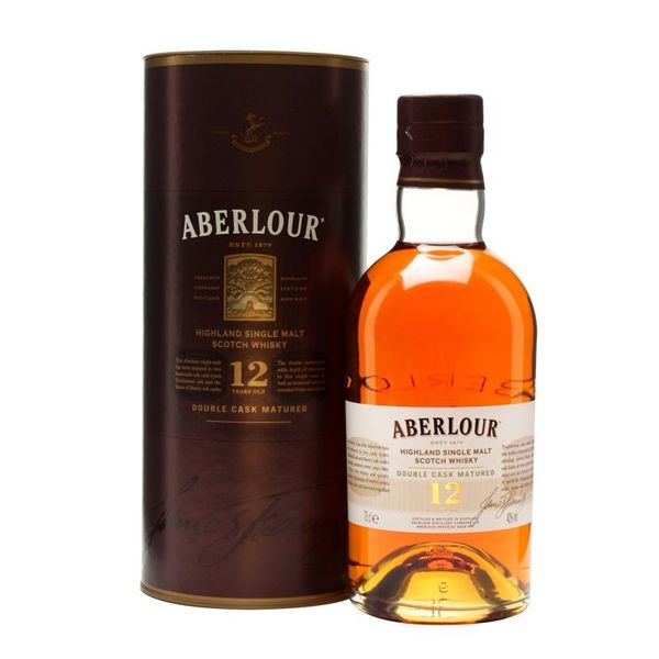 Aberlour 12 year Scotch Whisky