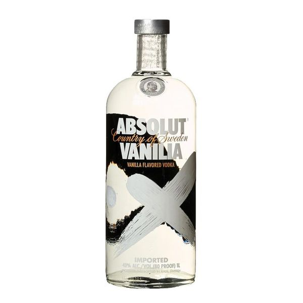 Absolut Absolut Vanilla (750ML)