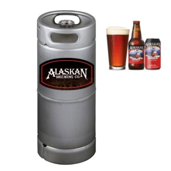 Alaskan Amber (5.5 GAL KEG)