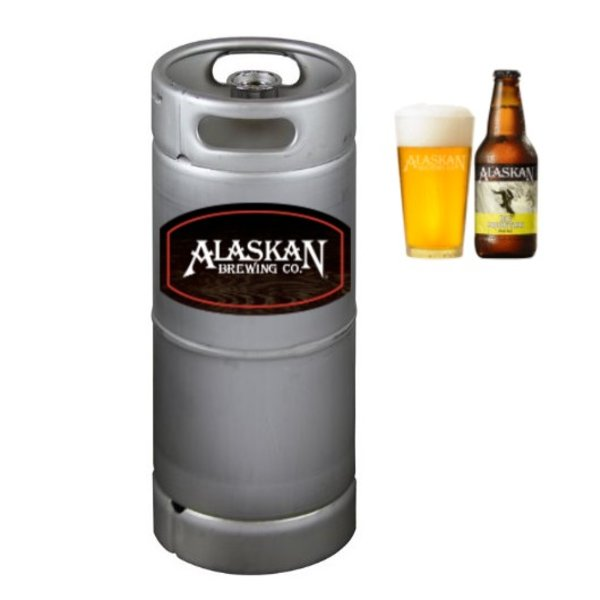 Alaskan Big Mountain Pale Ale (5.5 GAL KEG)