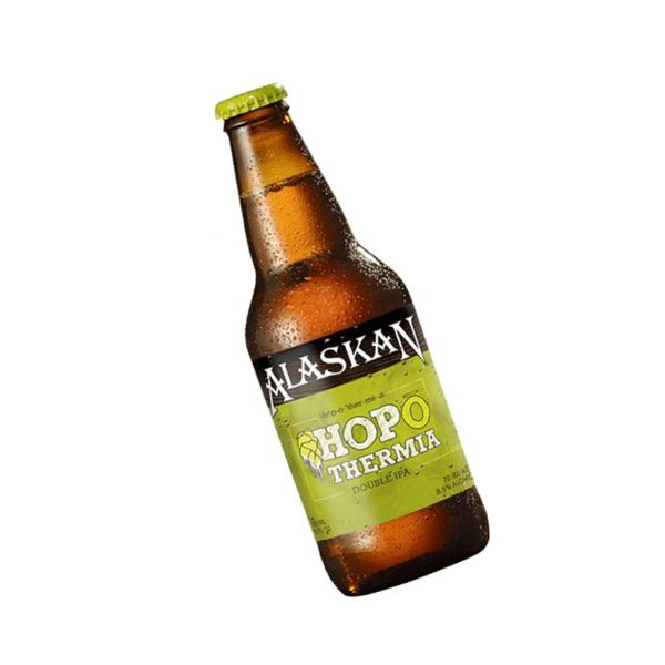 Alaskan Hopothermia Double IPA (22OZ BOTTLE)