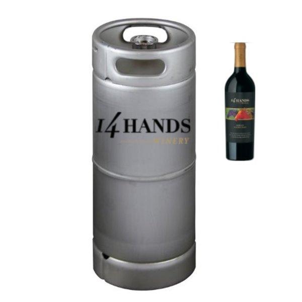 14 Hands 14 Hands Merlot (5.5 GAL KEG)