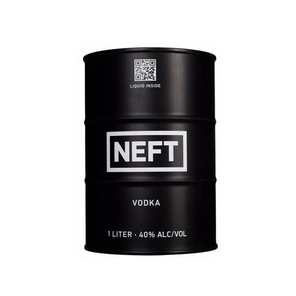 Neft Vodka (1Liter)