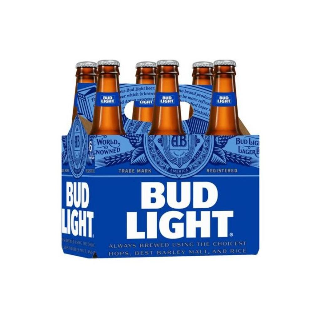Charming Anheuser Busch Bud Light (12OZ/6PK BOTTLES) Awesome Ideas