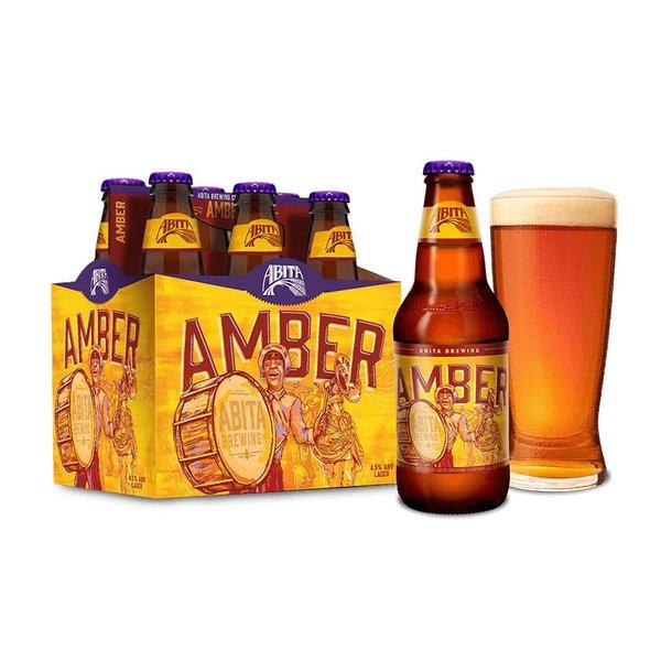 Abita Amber Lager (6PK)