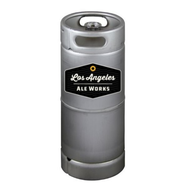 Los Angeles Ale Works Palmera Pils (5.5 GAL KEG)