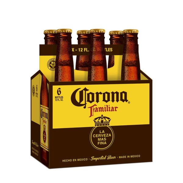 Corona Corona Familiar (12OZ/6PK BTL)