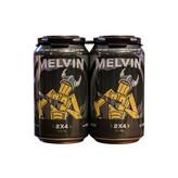 Melvin Brewing 2x4 DIPA (12OZ/4PK CAN)