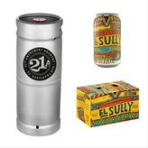 21st Amendment Brewery 21st Amendment Cerveza El Sully Mexican Style Lager (5.5 GAL KEG)