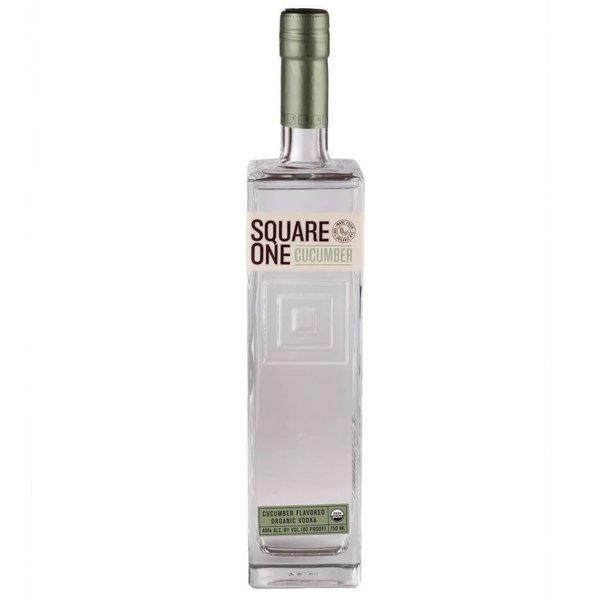 Square One Cucumber Vodka 750ml