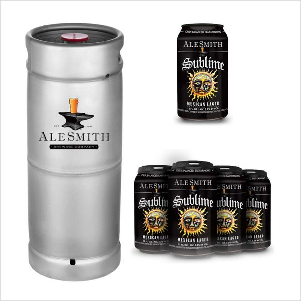 AleSmith Sublime Mexican Lager (5.5 GAL KEG)