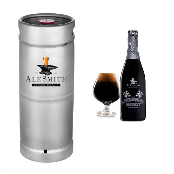 AleSmith AleSmith Speed Stout (5.5 GAL KEG)