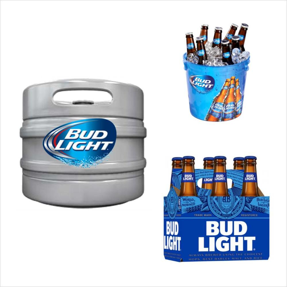 Anheuser Busch Bud Light (7.5 GAL KEG)