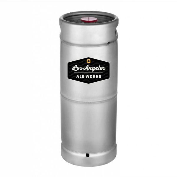 Los Angeles Ale Works Palmera Pils (5.5 GAL KEG)