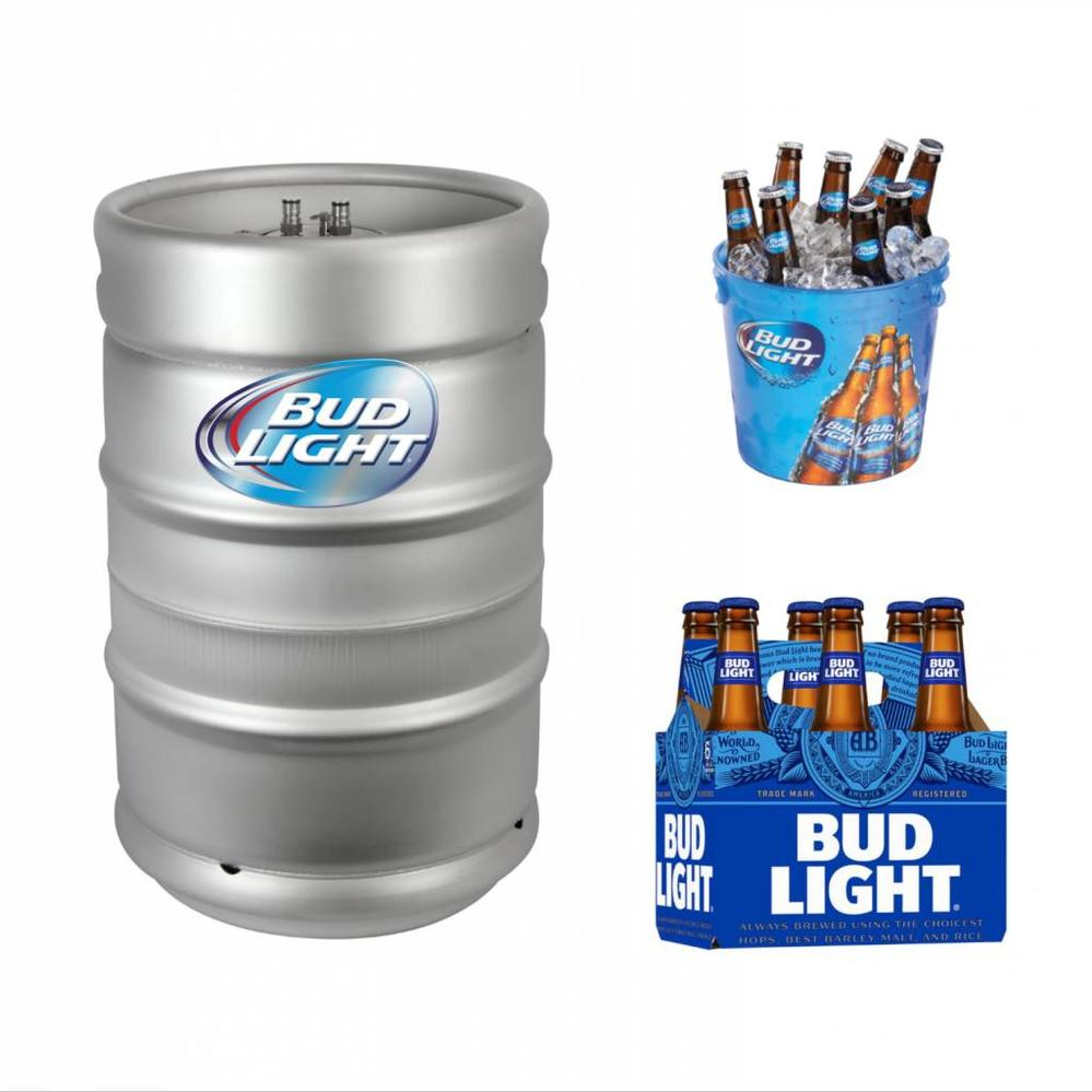 Anheuser Busch Bud Light (15.5 GAL KEG) Amazing Pictures