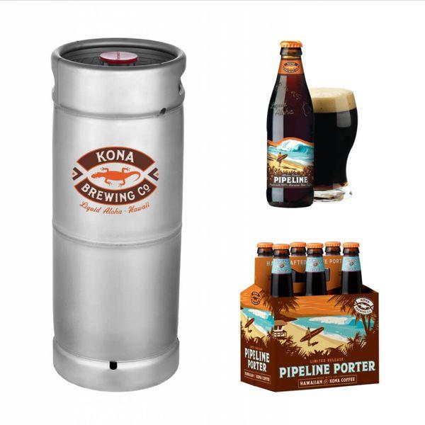Kona Brewing Kona Pipeline Porter (5.5 GAL KEG)