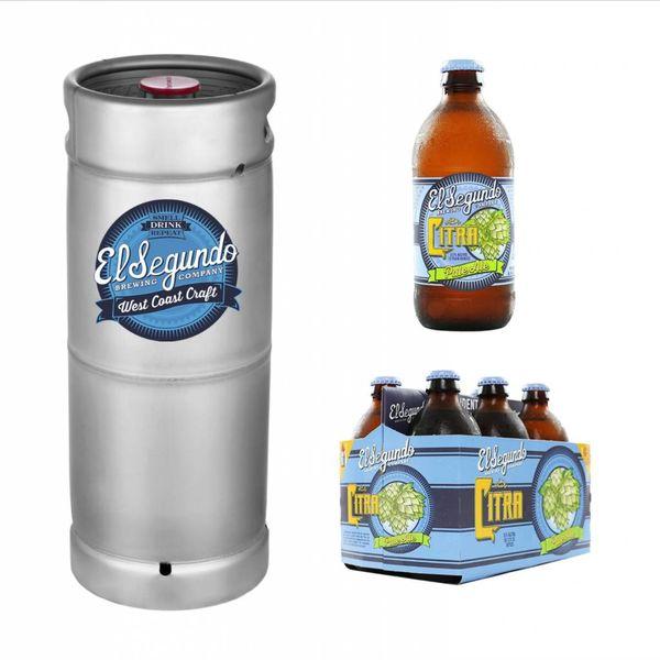 EL SEGUNDO El Segundo Blue House Citra Pale Ale (5.5 GAL KEG)