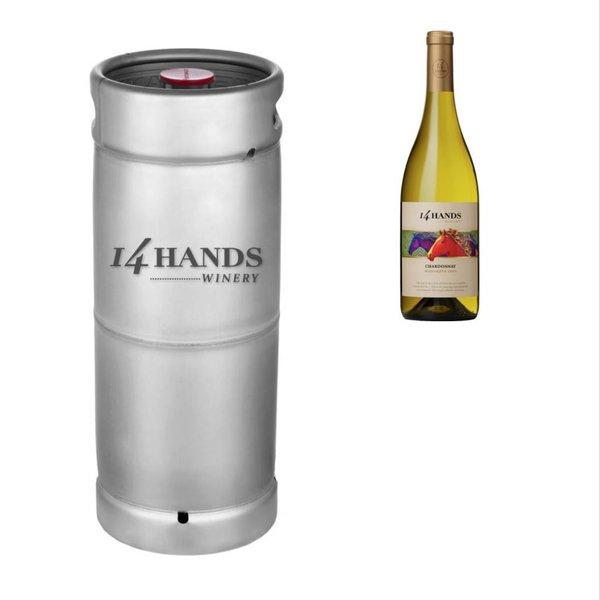 14 Hands 14 Hands Chardonnay (5.5 GAL KEG)
