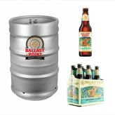 Ballast Point Brewing Company Ballast Point Unfiltered Sculpin Extra Hopped IPA (15.5 GAL KEG)