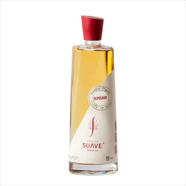 Premium Suave Organic Tequila Reposado (750ML)