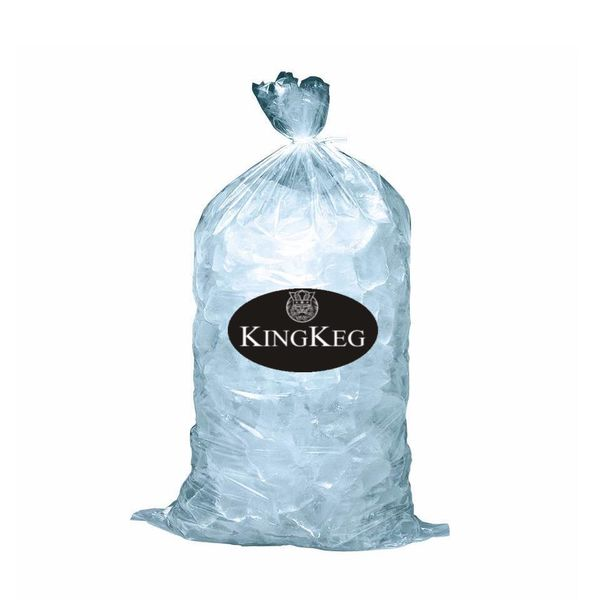 KingKeg 20 lbs bag of Ice