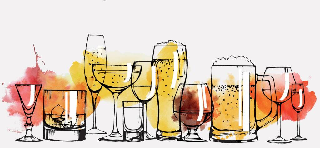 What Does Your Favorite Alcoholic Beverage Say About You?