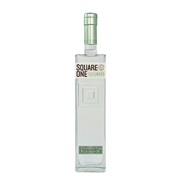Square One Cucumber Vodka (750ML)