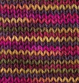 SweetGeorgia Yarns Tough Love Sock Tapestry