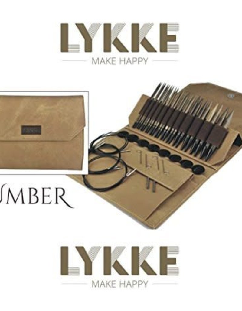 "Lykke Umber 5"" Interchangeable Set"