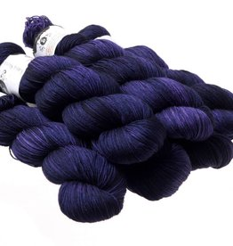 Hedgehog Fibres Twist Sock Purple Reign