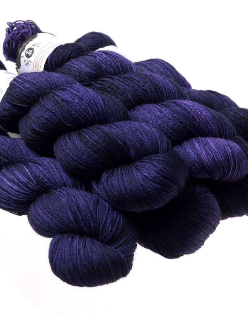 Hedgehog Fibres Twist Sock Purple Reign