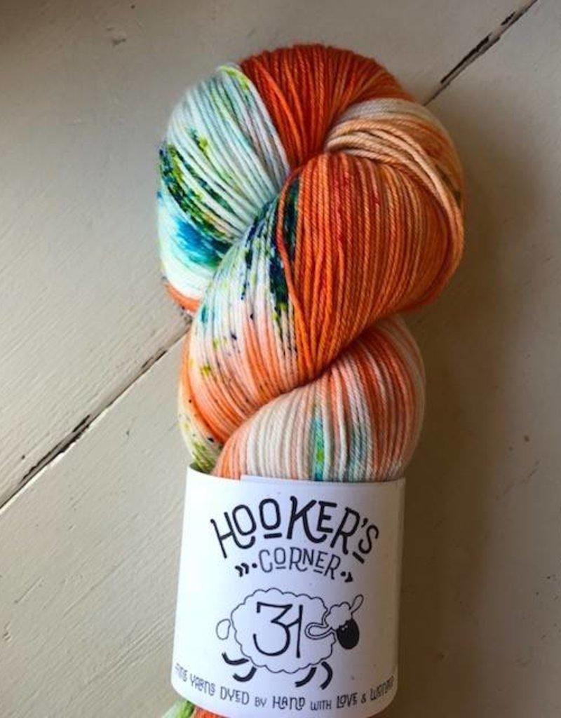 Hooker's Corner 3H Super Sock Koi