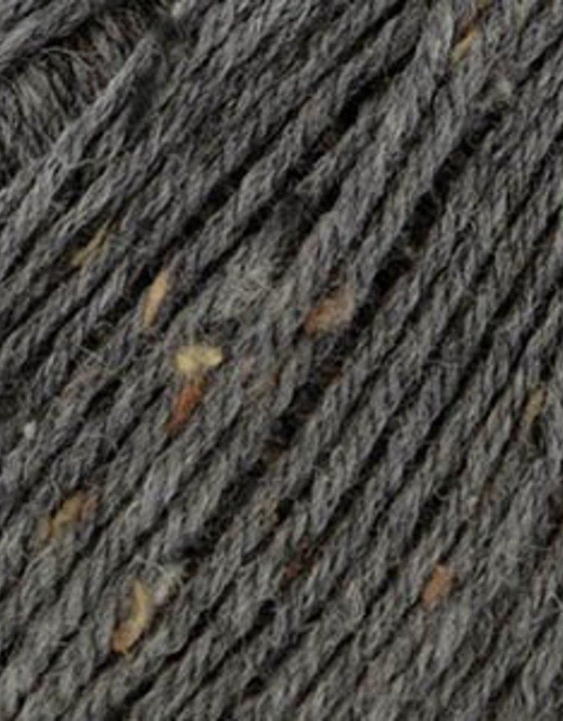 Universal Yarn Deluxe Worsted Tweed Superwash 914 Charcoal
