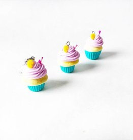 Little Bitty Delights Pink Lemonade Cupcakes Progress Keeper