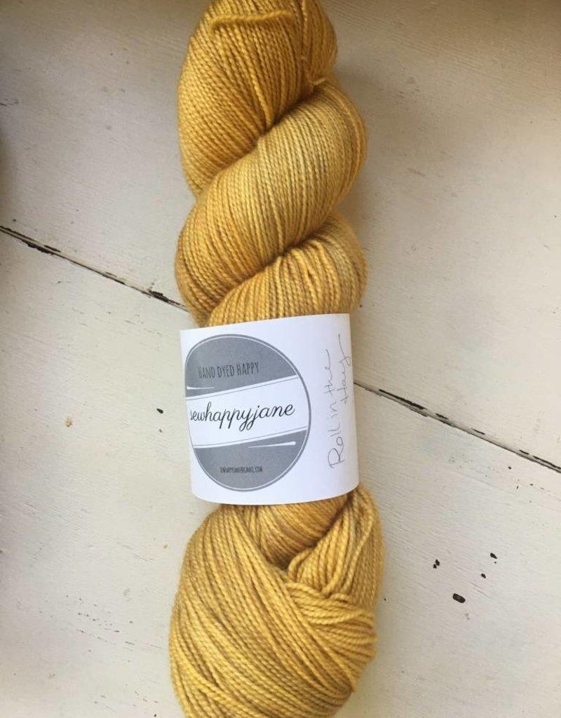 Sew Happy Jane Bouncy Fingering Roll In The Hay