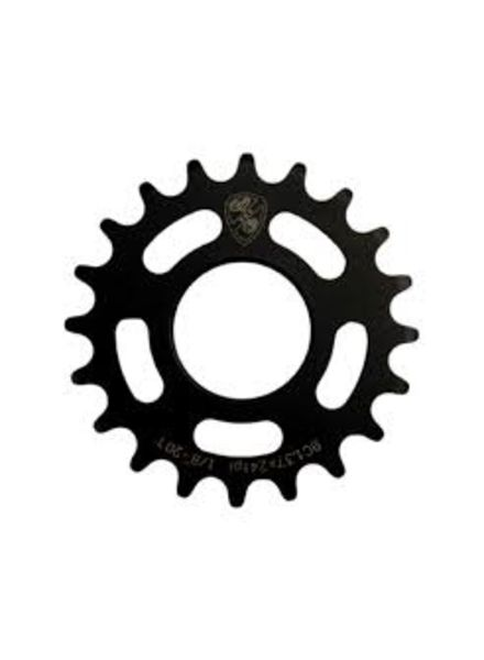 "All-City All-City 18T x 1/8"" Track Cog Black"