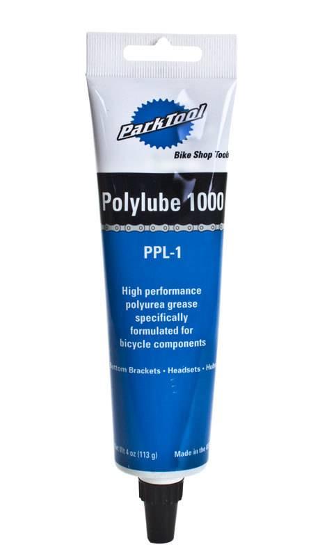 PARK LUBE PARK POLYLUBE 1000 4oz TUBE GREASE PPL-1